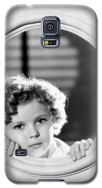 Shirley Temple (1928-2014) Galaxy S5 Case by Granger
