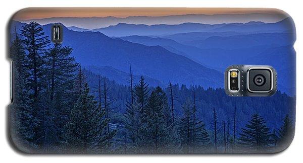 Sierra Fire Galaxy S5 Case by Rick Berk
