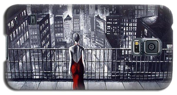 Recently Sold -  - Buy Galaxy S5 Cases - SinCity Galaxy S5 Case by Yuriy  Shevchuk