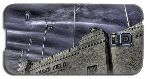 South End Soldier Field Galaxy S5 Case by David Bearden
