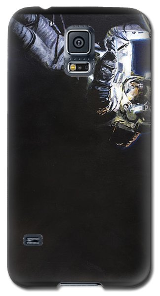 Spacewalk 1  Galaxy S5 Case by Simon Kregar