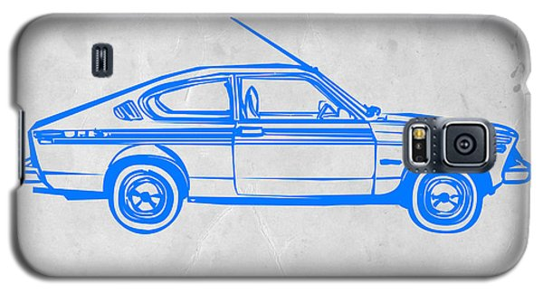 Sports Car Galaxy S5 Case by Naxart Studio