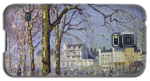 Spring In Hyde Park Galaxy S5 Case by Alice Taite Fanner