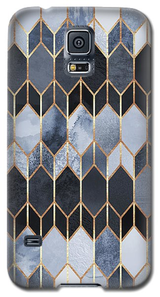 Stained Glass 4 Galaxy S5 Case by Elisabeth Fredriksson