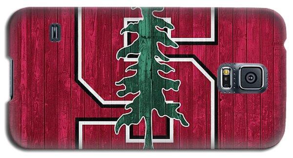 Stanford Barn Door Galaxy S5 Case by Dan Sproul