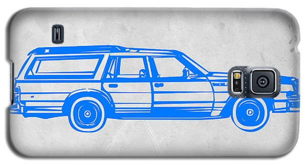 Station Wagon Galaxy S5 Case by Naxart Studio