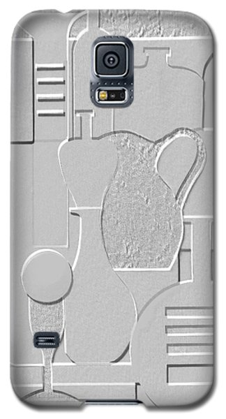 Reliefs Galaxy S5 Cases - Still Life Paper Relief Galaxy S5 Case by Mal Bray