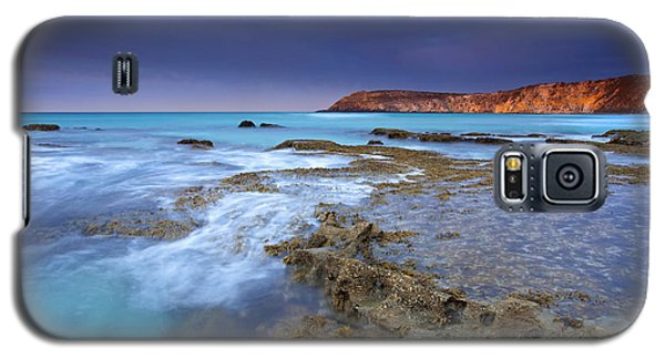 Storm Light Galaxy S5 Case by Mike  Dawson