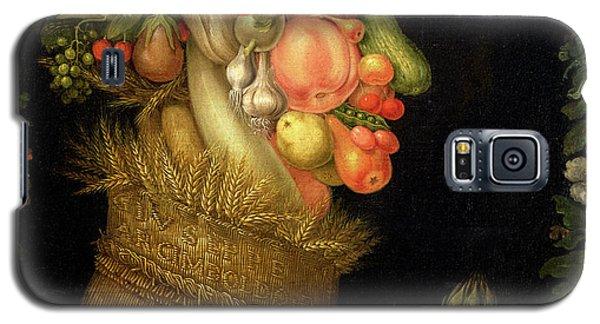 Summer Galaxy S5 Case by Giuseppe Arcimboldo