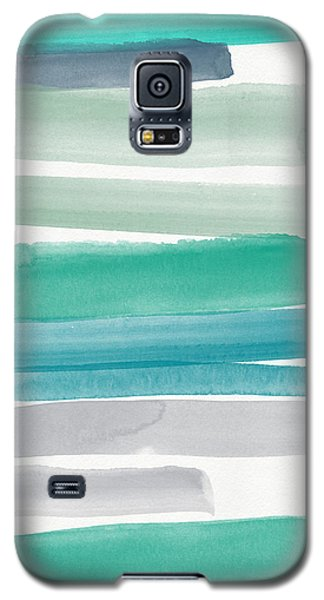 Summer Sky Galaxy S5 Case by Linda Woods
