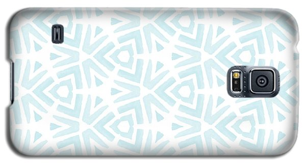 Summer Splash- Pattern Art By Linda Woods Galaxy S5 Case by Linda Woods