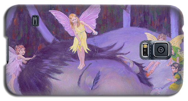 Sweet Dreams Galaxy S5 Case by William Ireland