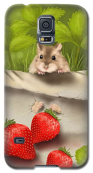 Sweet Surprise Galaxy S5 Case by Veronica Minozzi