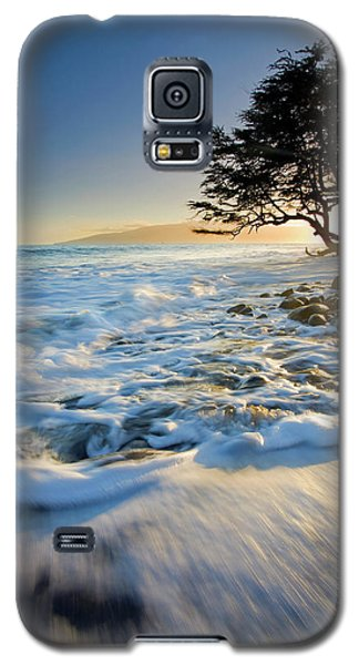 Buy Galaxy S5 Cases - Swept out to Sea Galaxy S5 Case by Mike  Dawson