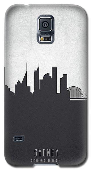 Sydney Australia Cityscape 19 Galaxy S5 Case by Aged Pixel