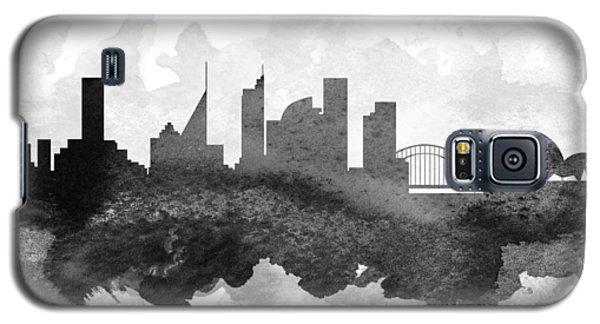 Sydney Cityscape 11 Galaxy S5 Case by Aged Pixel