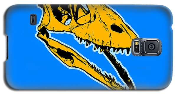 T-rex Graphic Galaxy S5 Case by Pixel  Chimp