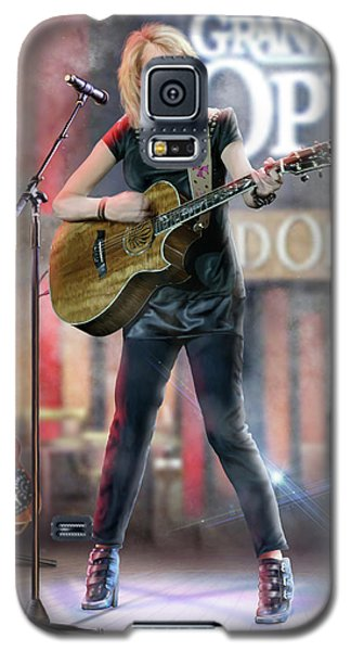 Taylor At The Opry Galaxy S5 Case by Don Olea