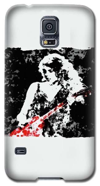 Taylor Swift 90c Galaxy S5 Case by Brian Reaves