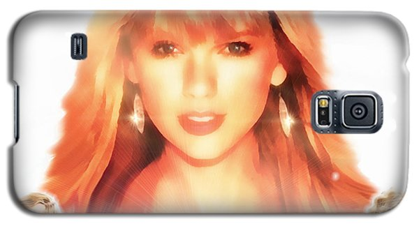 Taylor Swift - Stunning Galaxy S5 Case by Robert Radmore