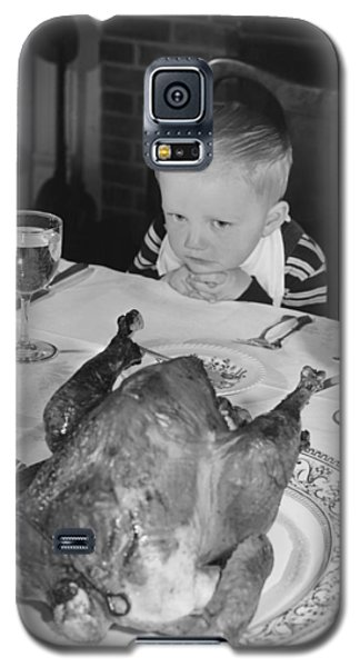 Thanksgiving Dinner Galaxy S5 Case by American School