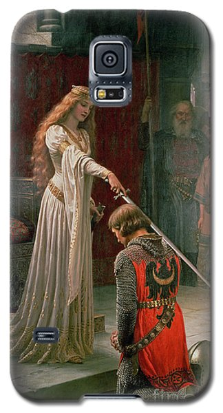 The Accolade Galaxy S5 Case by Edmund Blair Leighton
