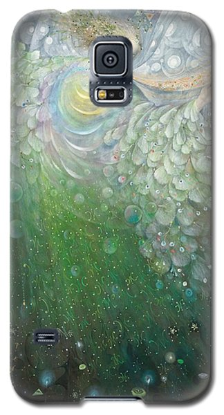 The Angel Of Growth Galaxy S5 Case by Annael Anelia Pavlova