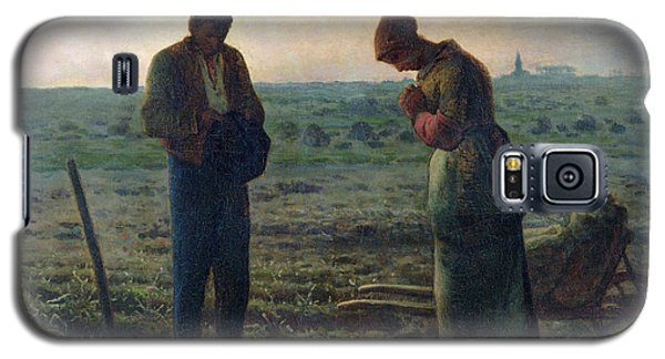 The Angelus Galaxy S5 Case by Jean-Francois Millet