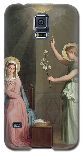 The Annunciation Galaxy S5 Case by Auguste Pichon