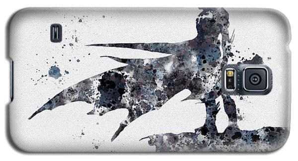 The Bat Galaxy S5 Case by Rebecca Jenkins