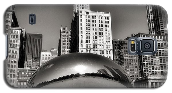 The Bean - 3 Galaxy S5 Case by Ely Arsha