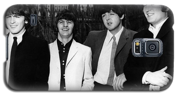 The Beatles, 1960s Galaxy S5 Case by Granger