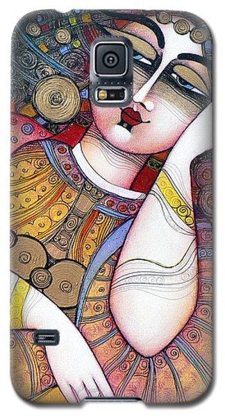 The Beauty Galaxy S5 Case by Albena Vatcheva