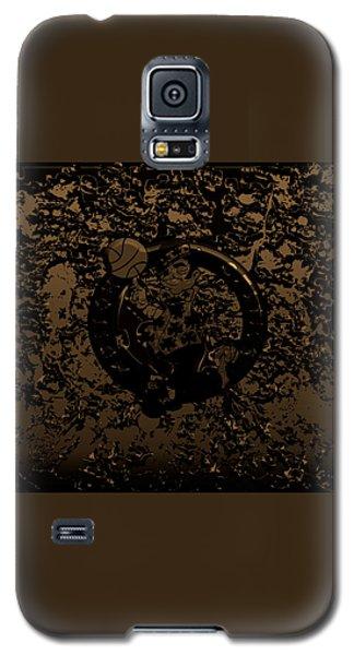 The Boston Celtics 1f Galaxy S5 Case by Brian Reaves