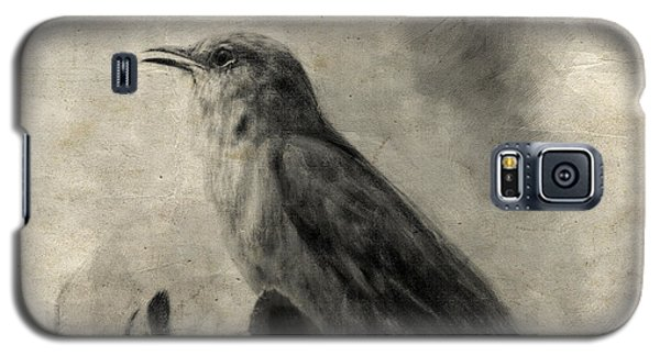 The Call Of The Mockingbird Galaxy S5 Case by Jai Johnson