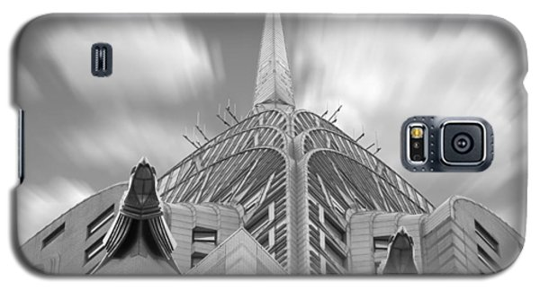 The Chrysler Building 2 Galaxy S5 Case by Mike McGlothlen