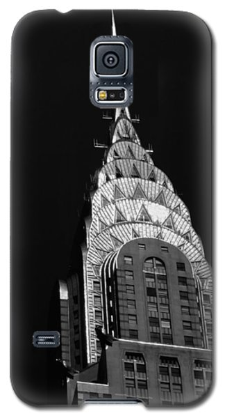 The Chrysler Building Galaxy S5 Case by Vivienne Gucwa