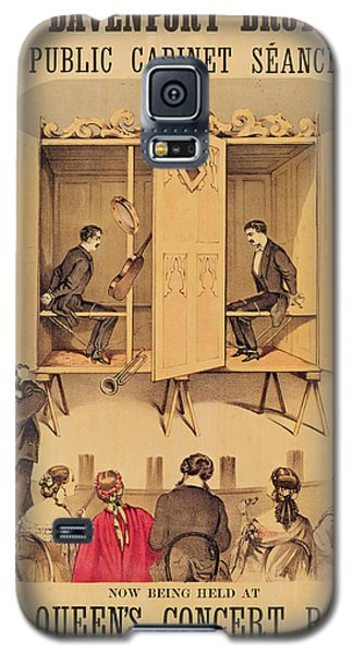 The Davenport Brothers Galaxy S5 Case by English School
