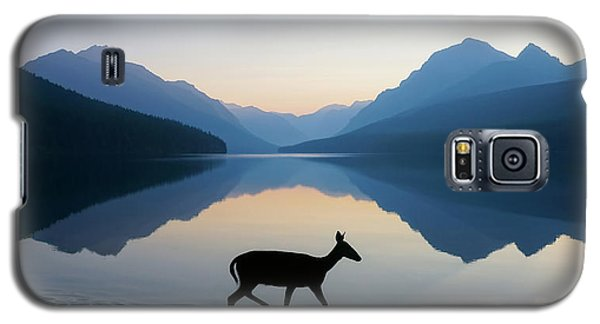 The Grace Of Wild Things Galaxy S5 Case by Dustin  LeFevre