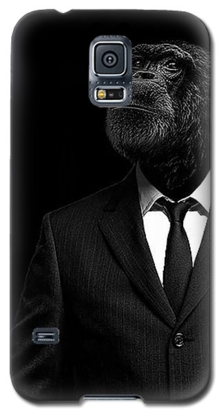 The Interview Galaxy S5 Case by Paul Neville