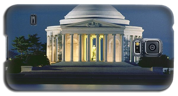 The Jefferson Memorial Galaxy S5 Case by Peter Newark American Pictures