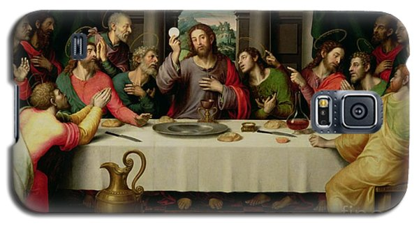 The Last Supper Galaxy S5 Case by Vicente Juan Macip