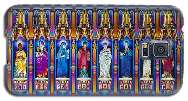 The Light Of The Spirit Westminster Abbey Galaxy S5 Case by Tim Gainey