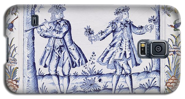 The Magic Flute Galaxy S5 Case by French School