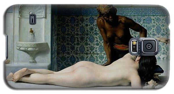 The Massage Galaxy S5 Case by Edouard Debat-Ponsan