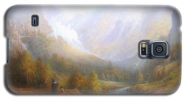 The Misty Mountains Galaxy S5 Case by Joe  Gilronan