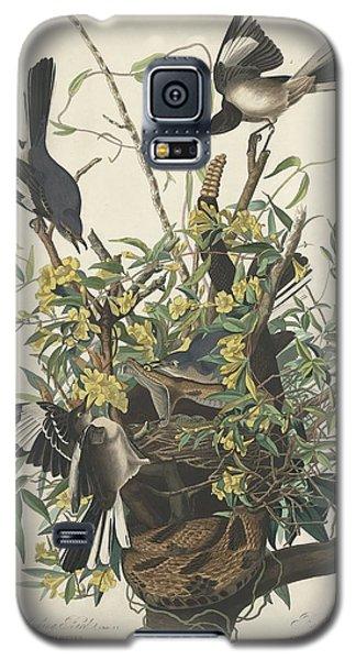 The Mockingbird Galaxy S5 Case by John James Audubon