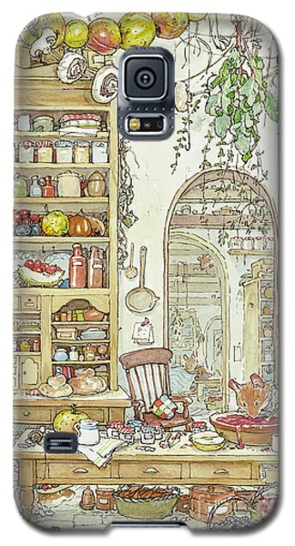 The Palace Kitchen Galaxy S5 Case by Brambly Hedge