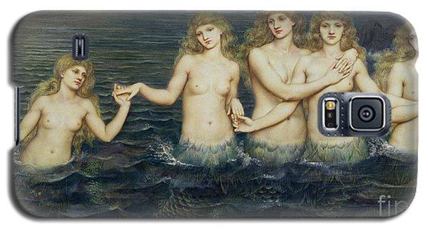 The Sea Maidens Galaxy S5 Case by Evelyn De Morgan