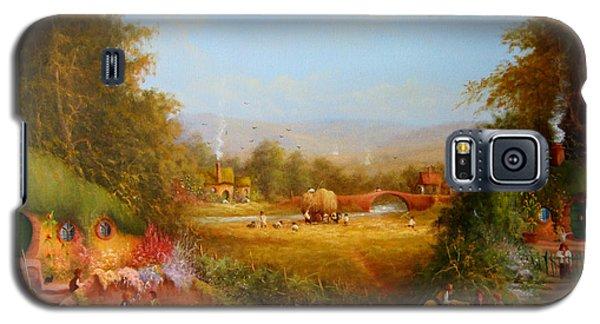 The Shire. Galaxy S5 Case by Joe  Gilronan